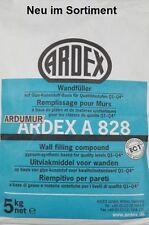 Ardex Ardumur A828 Wandfüller Wandspachtel Spachtelmasse Fugenfüller 5Kg