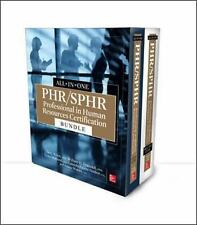 Phr/Sphr Professional in Human Resources Certification Set by William H....