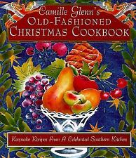 Camille Glenn's Old-Fashioned Christmas Cookbook-ExLibrary