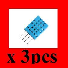 3x DHT11 digitaler Feuchtigkeit Temperatur Sensor 3-5V for Arduino Raspberry Pi