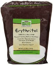NOW Foods Erythritol,2.5Pound