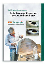 Basic Damage Repair on the Aluminum Body (DVD) / body work