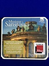 NEW SEALED Music at Sanssouci (2016) 2CD At the Court of Frederik the Great