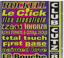 CLUB CUTZ VOLUME 8 (CD, 1997)