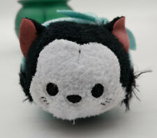 "Disney Store Japan Mini (S) Tsum Tsum Figaro ""Pinocchio""  cat series plush Doll"