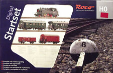 Digitale Start set CSD BR 365 438 Locomotiva a vapore multiMAUS EpV Roco 41341