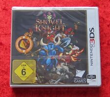 Shovel Knight, Nintendo 3D 3DS Spiel, Neu, deutsche Version