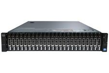 Dell PowerEdge R720xd 2x Xeon E5-2690 ocho Core 2,90 Ghz 384gb 24 TB de 2u Server