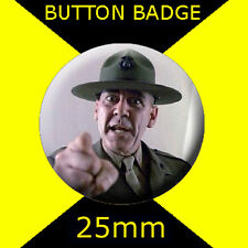 FULL METAL JACKET -  CULT TV  2 -  Button Badge 25mm
