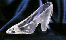 24 Fillable Cinderella Slipper Wedding Favor Holders plastic shoes