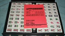 Vintage NOS New Mah Jongg Game of Four Winds 148 tile set sealed MahJong