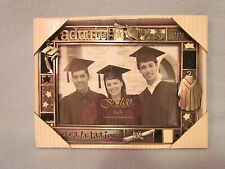 Fetco Graduate High School College Graduation 2007 4x6 Photo Picture Frame-NIB