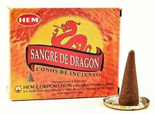 HEM 'Dragon's Blood' Incense Cones - Insence! (Z15)