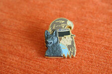 17294 PIN'S PINS GENDARMERIE PSIG CHIEN AIGLE DOG EAGLE
