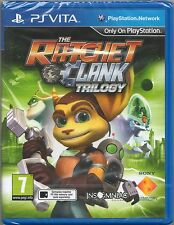 RATCHET AND CLANK: TRILOGY GAME PS Vita Sony ~ NEW / GENUINE