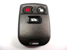 Replacement 3 button case for Jaguar S Type remote key fob