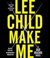 Make Me : A Jack Reacher Novel by Lee Child Audiobook, Unabridged, CD
