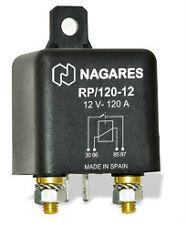 Relé rl 120-12 Separador Baterías Nagares 180A 12v  Rele RL 120-12