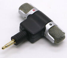 3.5MM plug ECM-DS70P Electret Condenser Wireless Stereo Microphone for Sony MD
