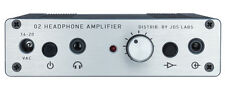 JDS Labs OBJECTIVE2 Headphone Amplifier (Silver)