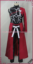 Fate/Zero Archer Halloween Battle Suit Outfit Cosplay Costume S002