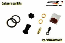 Kawasaki KX 250 89-93 rear brake caliper seal kit 1989 1990 1991 1992 1993