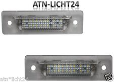 License Plate LED Light Replacement Kit Porsche 911 Carrera GT3 968 Boxster SMD