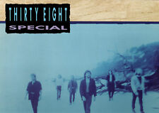 THIRTY EIGHT SPECIAL - ROCK & ROLL STRATEGY LP (1988) + OIS / 38 SPECIAL
