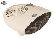 Prem-I-Air 2.4kW Electrical Home Office Garage Fan Heater 2 Settings Thermostat