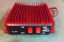 RM KL 203 Linear Amplifier HF, SSB,  AM, CW and FM