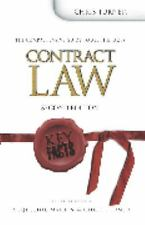 Key Facts : Contract Law by Chris Turner (2005, Paperback, Revised)
