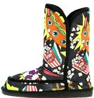 IRON FIST KILLER MUNCHIES FOOD PUNK FUGLY BOOTS SHOES WINTER WOMENS SIZE 6-11