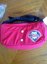PHILADELPHIA PHILLIES MLB POCKETBOOK  PURSE PRO-FAN-ITY BY LITTLEARTH FREE SHIP!