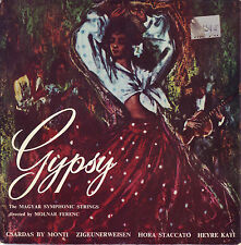 The Magyar Symphonic Strings - Favourite Gypsy Tunes EP - ARC Records ARC 41