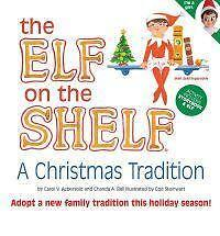 The Elf on the Shelf A Christmas Tradition Spanish (Girl)  Espanol Elf on shelf
