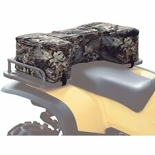CAMO ATV RACK PACK STORAGE BAG CAMOUFLAGE MOSSY OAK COOLER FRONT REAR INSULATED