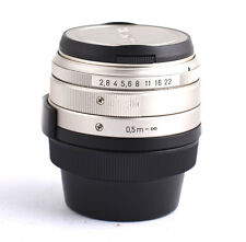 Contax ZEISS Biogon G  T 28mm f/2.8 AF Lens For CONTAX G