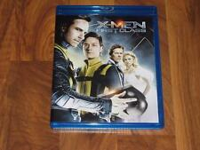 X-Men: First Class (Blu-ray, 2014, 1-Disc Set)