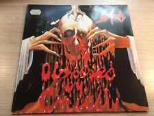 LP Steamhammer ‎SH 0040 Sodom ‎– Obsessed By Cruelty OIS GERMAN VINYL 1986