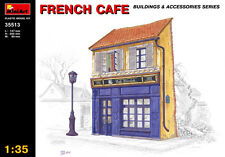 French Cafe      1/35 MiniArt   # 35513