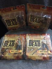 The Walking Dead Series 1 Set Of 4