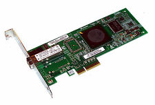 QLogic QLE2460 Dell PX2510401 port unique 4Gb fibre hba pci-e carte PF323 UD551