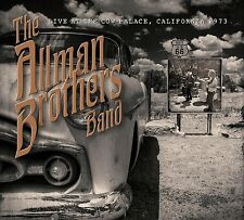 The Allman Brothers Band - Live At The Cow Palace, California 1973, 4CD Neu
