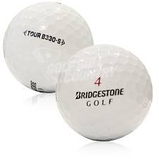 24 Bridgestone Tour B330-S AAA (3A) Used Golf Balls - FREE Shipping