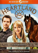 Heartland: Complete Fifth Season, New DVDs