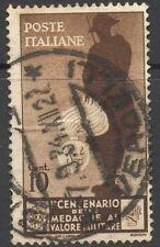 REGNO - NR. 366 - MEDAGLIE AL VALORE - USATO - PERFETTO