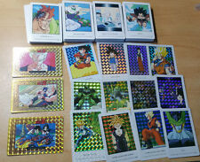 carte Dragon ball z Hero collection part 1 FULLSET + WGL