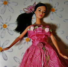 Barbie Mattel LEA Ballkönigin Klon a.Fashion Sammlung Konvult Made to move