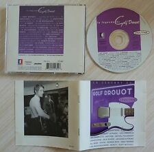 RARE CD ALBUM LA LEGENDE DU GOLF DROUOT 1964 1968 24 TITRES DICK RIVERS DUTRONC