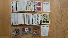 Panini WM WC 1986 Mexico 86, complete stickers set/ Komplettsatz Bilder,TOP/RAR!